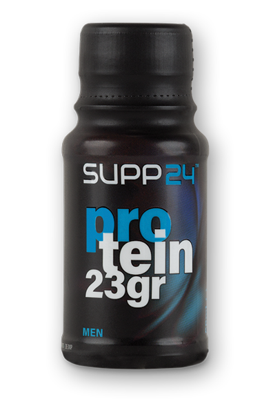 Protein 23gr - supplement voor mannen - SUPP24