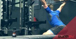 Een shot vol met kracht : SUPP24 Pre workout Men