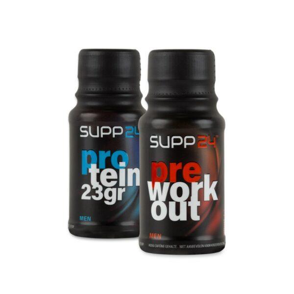 SUPP24 Preworkout Men_Protein Men DUO