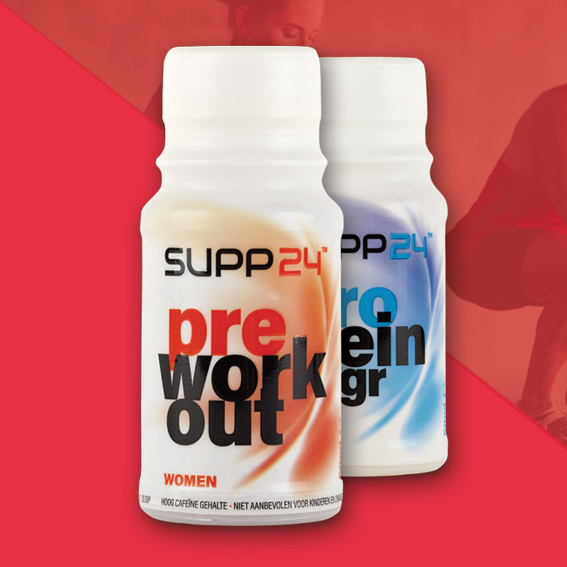 Kracht & herstel women supplementen - SUPP24