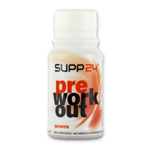 Pre Work Out Women supplement - SUPP24