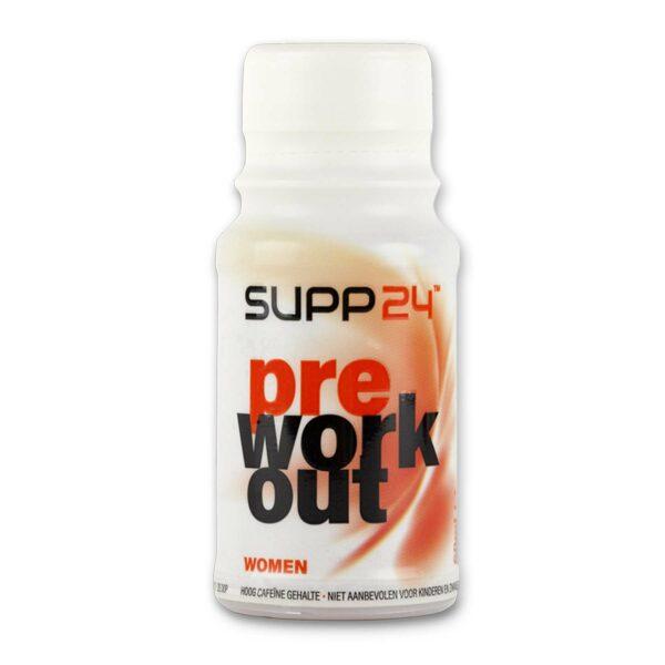 Pre Work Out Women supplement - SUPP24