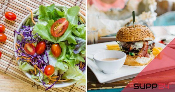 Balans vinden tussen gezond en ongezond eten