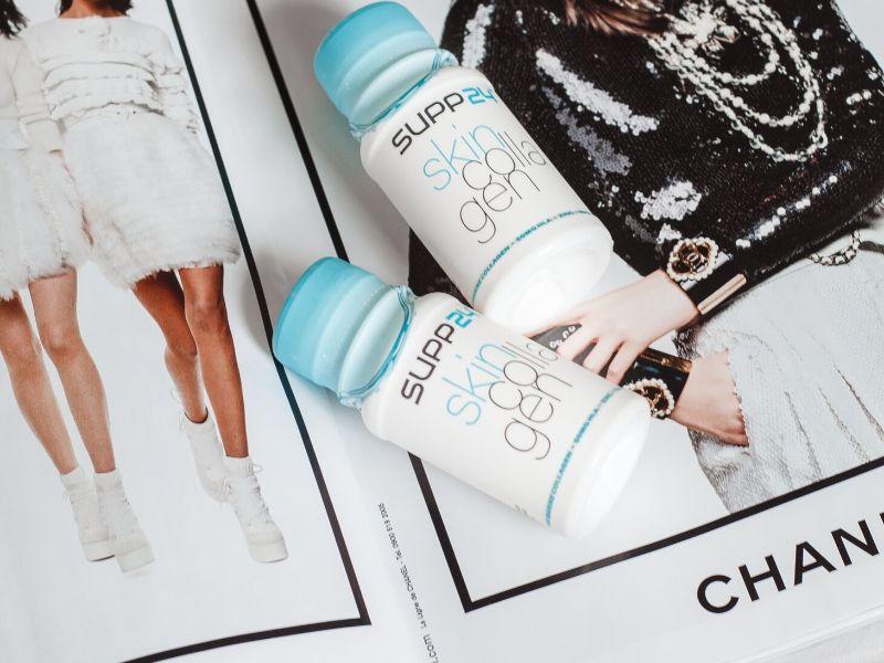 Skin Collagen sfeerfoto chanel magazine