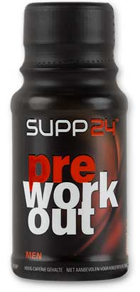 Pre Work Out Men supplement - SUPP24