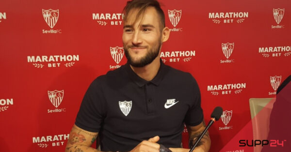 Nemanja Gudelj, SUPP24 atleet, tekent bij Sevilla FC