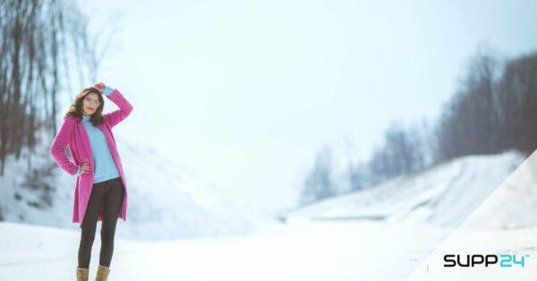 Waarom je huid vooral in de winter collageen nodig heeft