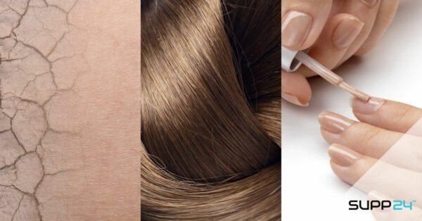 Collageen supplementen voor huid, haar en nagels. Werkt het écht?