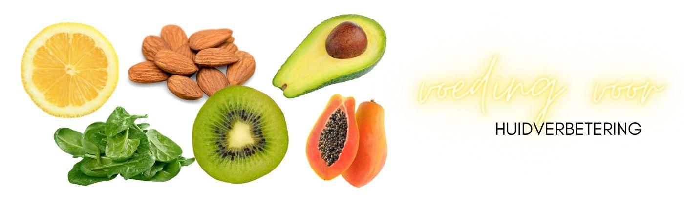 voeding huidverbetering