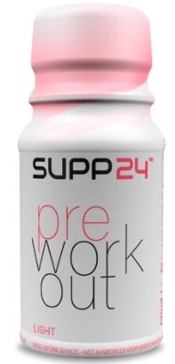 SUPP24 Pre Workout Light